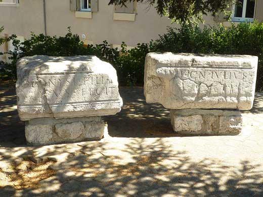 Aouste, cité millénaire
