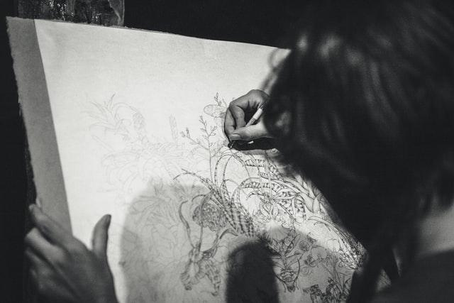 Les bases du dessin : technique et créativité