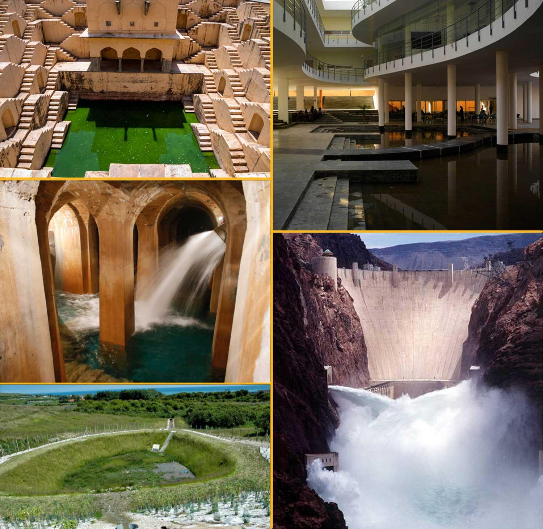 Architecture et climat - cycle de l'eau - Frédéric Morin - UPVD