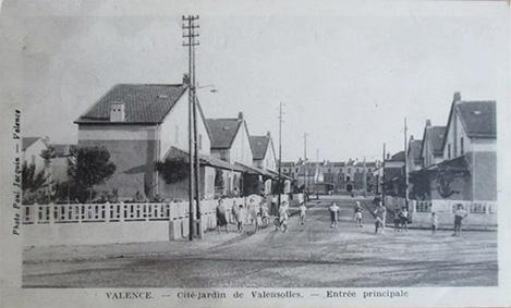 Cité Jardin de Valensolles