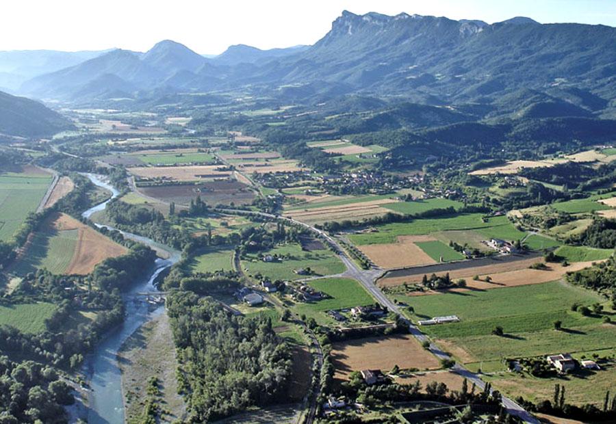 perspectives de l'irrigation pour le Bassin versant de la Drôme - UPVD