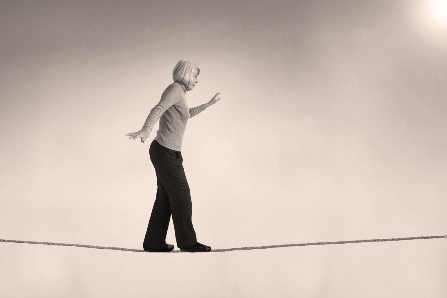équilibre postural